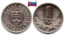 Slovaquie - 1 Koruna 1941 - Slovakia