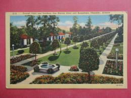 AZ - Arizona > Chandler  Gardens San Marcos Hotel & Bungalows Linen==== = = = =  = =ref 766 - Chandler