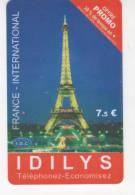 IDILYS - 7,5 € - Bis - Frankrijk