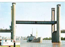 Pôrto Alegre - Ponte Levadiça - Puente Elevadizo - Boat Bateau Barco - Pont Levis - Brasil Brésil Brazil - VG Condition - Porto Alegre