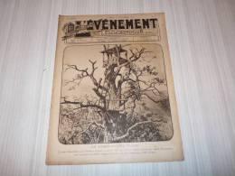 L´évènement Illustré N°90 Du 11 Novembre 1916 -  Explorations Polaires - Books, Magazines, Comics