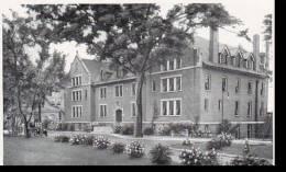 Missouri St. Charles Jubilee Hall And Lindenwood College Curteich - St Charles