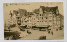 (I934) - Côte D'Or, Bon Chocolat / Knocke-Zoute - La Place Albert - Coté Nord - Knokke