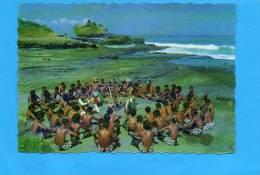 BALI - Tari Kecak - Indonesia