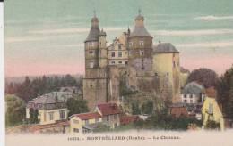 Montbéliard Le Château - Montbéliard