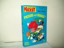 Le Journal De Mickey (Walt Disney 1971) Nouvelle Serie  N. 1016 Bis - Journal De Mickey