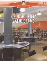 "MUSEO NAZIONALE DEL CINEMA - TORINO - DEPLIANT - BROCHURES  BIBLIOMEDIATECA "" MARIO GROMO"" - Pubblicitari"