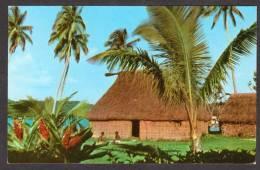 FI111) Fiji -  Fijian Bure - Fidschi