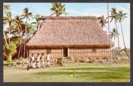FI112) Fiji -  Chief's Bure - Fidschi