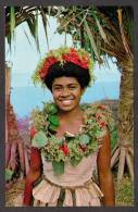 FI115) Fiji -  Soko The Hula Girl At Nasilai Tropicana Resort - Fiji
