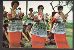 FI116) Fiji - Fijian Meke - Posted 1979 - Fidschi