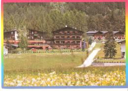 AK 511  Obsteig - Hotel Lärchen Hof / Familie Weiss - Österreich