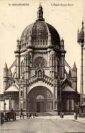 BELGIQUE - BRUXELLES - SCHAERBEEK - SCHAARBEEK - L'Eglise Sainte-Marie. - Schaarbeek - Schaerbeek