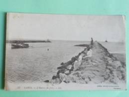 GABES - L'Entrée Du PORT - Tunesien