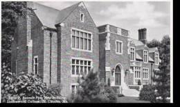 Missouri St. Charles Fine Arts Building And Lindenwood College Curteich - St Charles