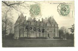 CPA 49 La Jumellière - Chateau De La Jumellière - France