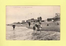 *  CPA..( 50 )..JULLOUVILLE - La Plage à Marée Haute - Autres Communes