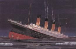 Le Titanic: Série De 6 Cartes 10 X 15 - Catastrophes