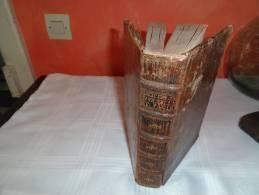 Grotius De Ivre Belli Ac Pacis - Libri Tres - Bis 1700