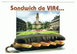 14- Vire -capitale  De L'andouille  -sandwich De Vire - Vire