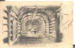 REIMS - Hopital Général- La Lingerie , Timbre Décollé En Haut à Droite ( Voir Scan ) - Reims