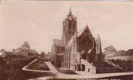 PAISLEY - COATES MEMORIAL CHURCH - Renfrewshire