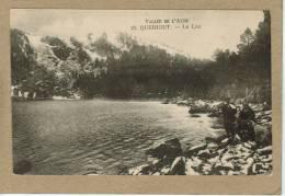 Quérigut (Ariège) Le Lac.     (Petite Animation) - Sin Clasificación