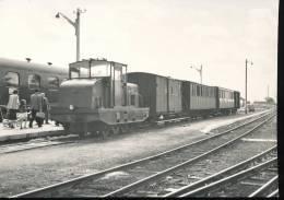 Correspondance Avec La S N C F A Rang - Du - Fiers --- 31.7.1954 - Eisenbahnen