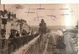 Limoges - Avenue De La Gare (train) (état) - Limoges
