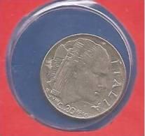 ITALIA REGNO - 1940 - COIN MONETA - VITTORIO EMANUELE III° - Cent. 20 - SPL - - 1861-1946 : Kingdom