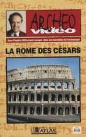 ARCHEO VIDEO  °°°° LA  ROME DES CESARS - Documentaires