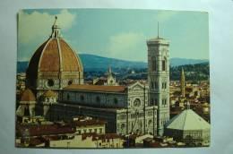 Firenze - La Cattedrale Santa Maria Del Fiore - Firenze