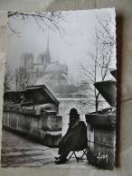 Paris - L'Ancetre De Bouquinistes - Book Seller  D89224 - France
