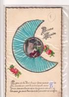 CPA -  Thème - Cartes Spéciales - Carte  Bonne Année à Ajoutis - Cartes Postales