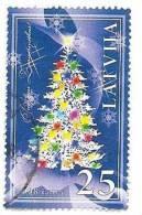 LATVIA   Christmas  2008 Y Used (0) - Latvia