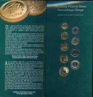 Pologne Poland Coffret Officiel BU 1 Grosz à 5 Zloty 2008 Miniature - Polen