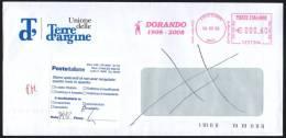 ATHLETICS / OLYMPIC - ITALIA CARPI (MO) 2008 - METER / EMA - DORANDO 1908-2008 - DORANDO PIETRI - OLIMPIADI LONDRA 1908 - Summer 1908: London