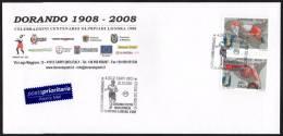 ITALIA CARPI (MO) 2007 - DORANDO PIETRI MARATONETA - OLIMPIADI LONDRA 1908 - LA CORSA DEL SECOLO - B.U.