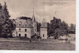 La Jaille-Yvon..animée..le Château De Loncheraye - Other Municipalities