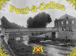 Livre De Reproductions De Cartes Postales Anciennes : Pont-à-Celles - Luttre - Obaix - Rosseignies - Thiméon - Viesville - History