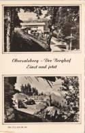 29m - Allemagne - Bavière - Obersalzberg - Der Berghof Einst Und Jetzt - Zonder Classificatie