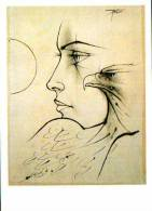 Trémois - Visage à L'aigle - Autres Illustrateurs
