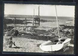 4945 - 44 - LE CORMIER, LA PLAINE : Port Giraud - France