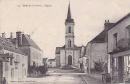 ¤¤  -   114   -   DERVAL    -   L'Eglise   -  ¤¤ - Derval