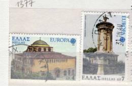 1978 EUROPA SET(2) USED SUPERB !!!! - Greece