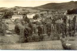LACAUNE LES BAINS VUE GENERALE 9X14 DENTELEE 1959 - Autres Communes