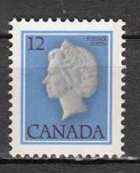 Canada 623 ** - 1952-.... Elizabeth II