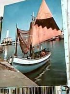MARINA DI RAVENNA BARCA DA PESCA VB1964 EC10840 - Ravenna