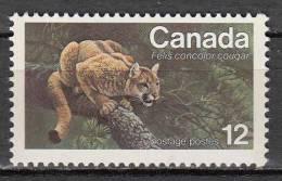 Canada 624 ** - 1952-.... Elizabeth II