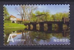 Norway 2007 Mi. 1613  EUROPA Tourismus Tourism Bridge Brücke In Frederikstad MNG - Norwegen